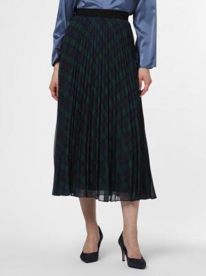 Tommy Hilfiger - Spódnica damska, niebieski