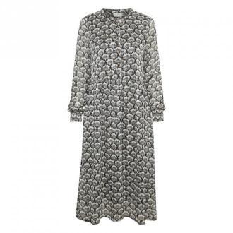 Kaffe Sukienka Sukienki Szary Dorośli Kobiety Rozmiar: 3XL - 46