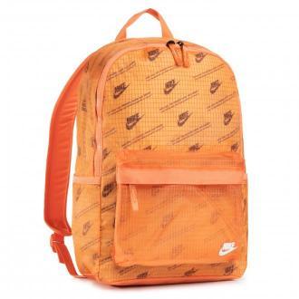 Plecak NIKE - CK7444 Pomarańczowy