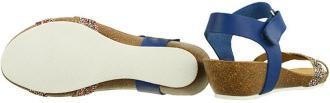 DR BRINKMANN 710852-5 elektrik/glitzer, sandały damskie