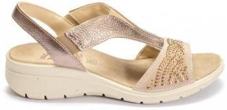 IMAC 309160 26802/013 champagne/beige, sandały damskie