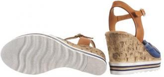 LANQIER 44C0247 jeans, sandały damskie