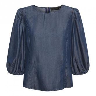 Karen by Simonsen CencieKB Bluzka Bluzki i koszule Niebieski Dorośli