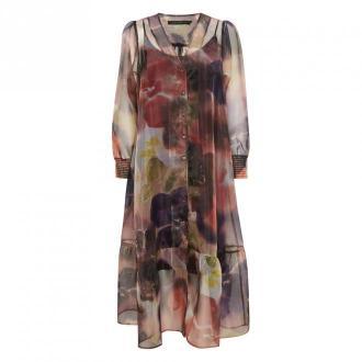 Karen by Simonsen CelinaKB Sukienka Sukienki Brązowy Dorośli Kobiety