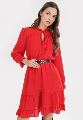 Czerwona Sukienka Kellisa