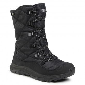 Trekkingi KEEN - Terradora II Lace Boot Wp 1023846 Black/Black