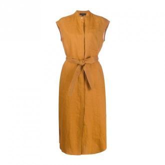 Antonelli Dresses Sukienki Brązowy Dorośli Kobiety Rozmiar: XS - 40 IT