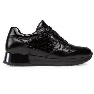 Sneakersy NESSI - 20771  Czarny Coco 4
