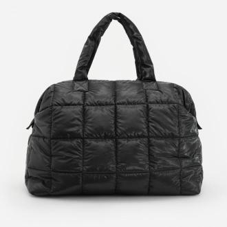 Reserved - Pikowana torba - Czarny