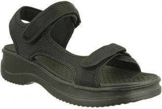 AZALEIA 320/323 black, sandały damskie