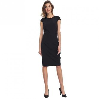 Colett Sukienka z dekoltem na plecach Sukienki Czarny Dorośli Kobiety