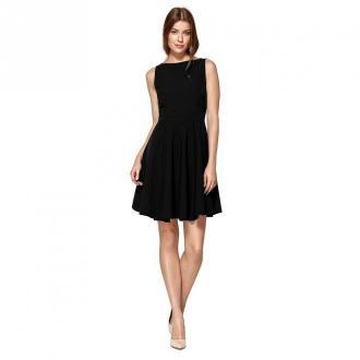 Colett Sukienka z rozkloszowanym dołem Sukienki Czarny Dorośli Kobiety