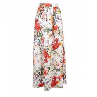 Nife Skirt Spódnice Biały Dorośli Kobiety Rozmiar: 44