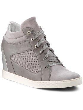 Gino Rossi Sneakersy Taniko DTH891-Z54-0368-8383-0 Szary