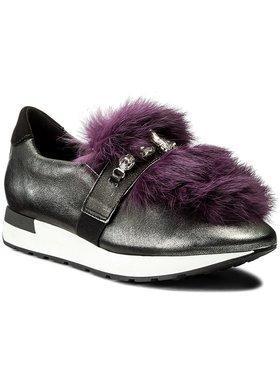 Gino Rossi Sneakersy Seiko DPH537-V33-0159-0M99-0 Czarny