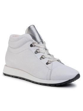 Gino Rossi Sneakersy Yuka DTI031-S56-0402-0404-T Szary