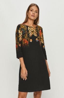 Desigual - Sukienka Designed by M. Christian Lacroix