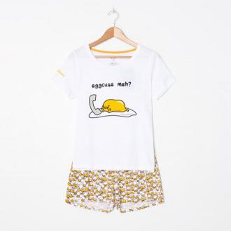 House - Dwuczęściowa piżama Gudetama - Wielobarwny