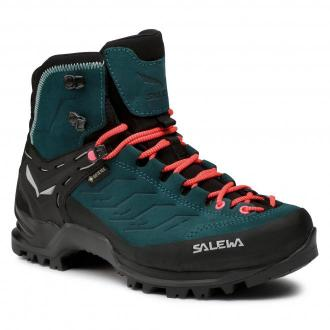 Trekkingi SALEWA - Ws Mtn Trainer Mid Gtx GORE-TEX 63459 8550 Atlantic Deep/Ombre Blue