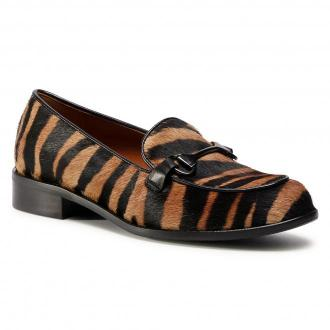 Półbuty SOLO FEMME - 96660-05-L24/A19-03-00 Zebra Czarno Brązowy