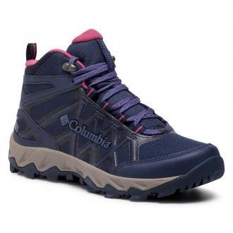Trekkingi COLUMBIA - Peakfreak X2 Mid Outdry BL0828 Collegiate Navy/Dark Fuchsia 464