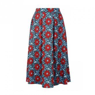Nife Skirt Spódnice Niebieski Dorośli Kobiety Rozmiar: 38