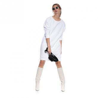 M BY Maya Palma sukienka ONE WAY Ticket Sukienki Biały Dorośli Kobiety