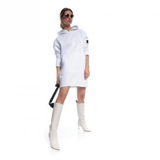 M BY Maya Palma sukienka Survival Sukienki Biały Dorośli Kobiety