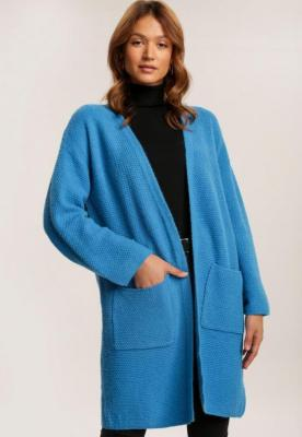 Niebieski Kardigan Fyrelora