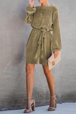 Sukienka TAMIKA OLIVE
