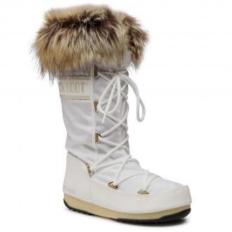 Śniegowce MOON BOOT - Monaco Wp 2 24008700 White