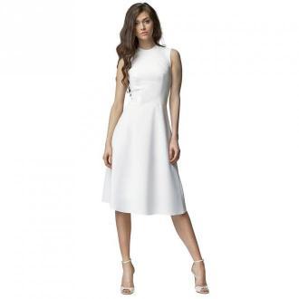 Nife elegancka sukienka Sukienki Biały Dorośli Kobiety Rozmiar: L - 40