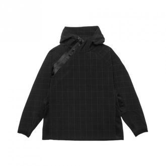 Nike Tech Pack Hooded Woven Jacket Kurtki Czarny Dorośli Kobiety