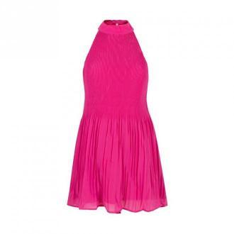 Pepe Jeans Sukienka Sukienki Różowy Dorośli Kobiety Rozmiar: S