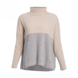 Look made with love Sweter kaszmirowy Anastasia Look Swetry i bluzy