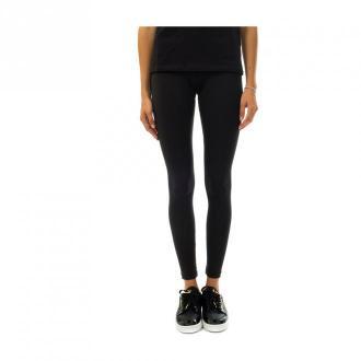 Adidas Legginsy Tight wysokim stanem Spodnie Czarny Dorośli Kobiety
