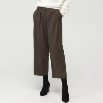 Mohito - Spodnie typu culotte Eco Aware - Zielony