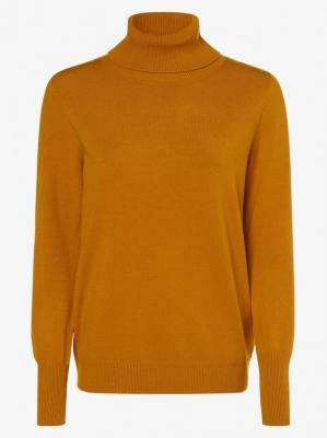 s.Oliver - Sweter damski, żółty