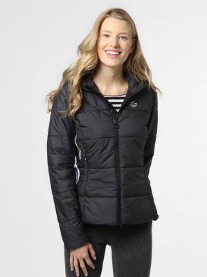 adidas Originals - Damska kurtka pikowana, czarny