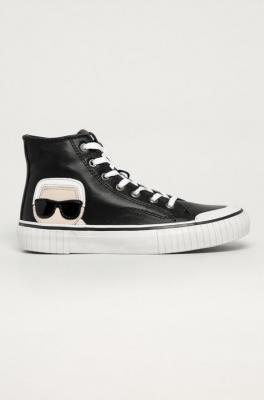 Karl Lagerfeld - Trampki skórzane