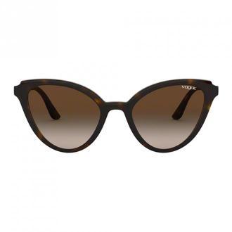 Vogue Glasses Akcesoria Brązowy Dorośli Kobiety Rozmiar: 55