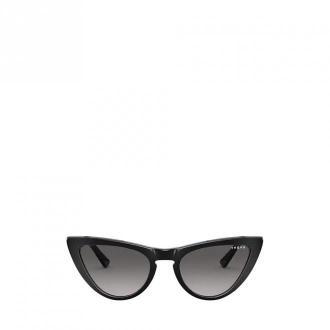 Vogue Glasses Akcesoria Czarny Dorośli Kobiety Rozmiar: 54