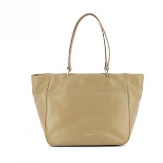 Coccinelle Rendez-Vous shopper Torby Beżowy Dorośli Kobiety Rozmiar: