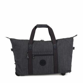 Bag Art on Wheels M Denim