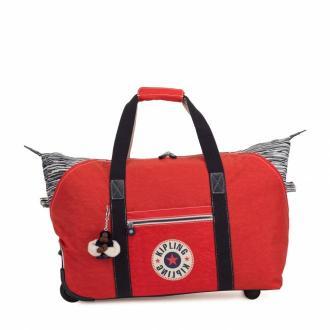 Bag Art on Wheels M
