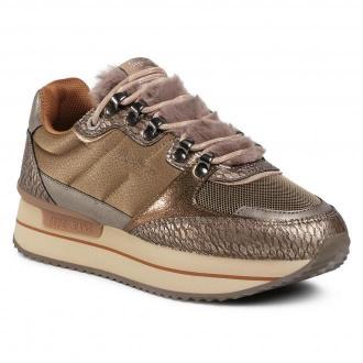 Sneakersy PEPE JEANS - Rusper Anna PLS31066  Bronze 864