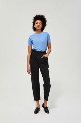 Spodnie jeansowe paperbag