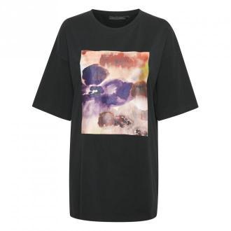 Karen by Simonsen Champ Koszulka Koszulki i topy Czarny Dorośli