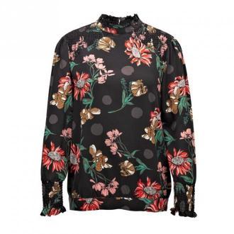 Hugo Boss Bluza Bluzki i koszule Brązowy Dorośli Kobiety Rozmiar: 42