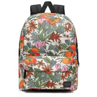 plecak VANS - Deana Iii Backpack Multi Tropic Marshmallow (VD0)